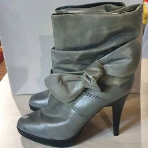 *Size 7 PULP leather boots